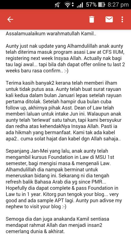 Frequently Asked Questions Faq Cfs Iium Raja Ahmad Kamil